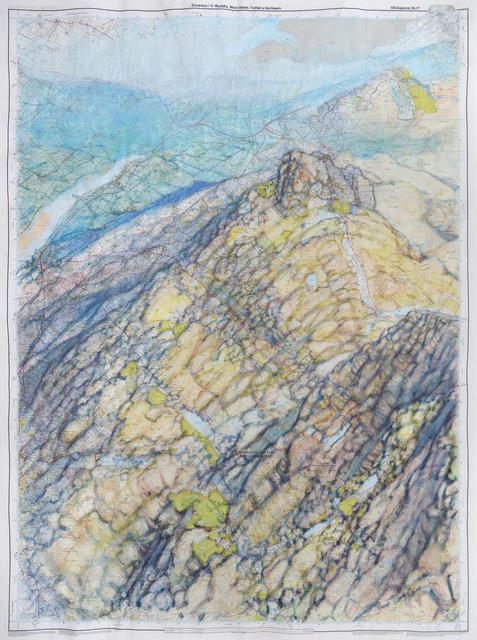 , 'Snowdon (Yr Wyddfa) West Sheet (Taflen y Gorliewin),' , John Martin Gallery