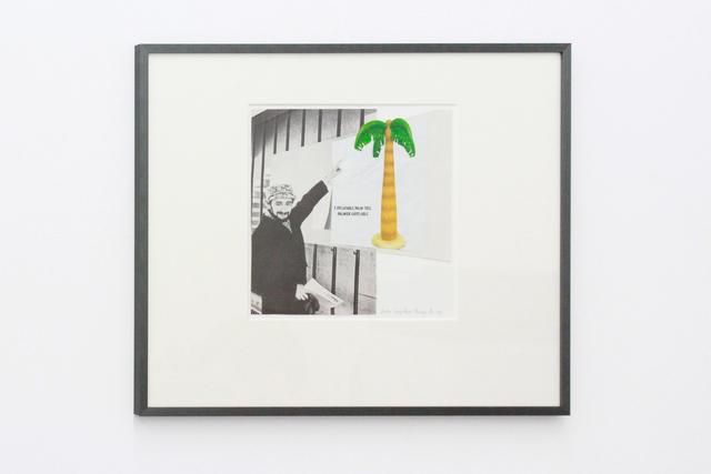 , 'Man explaining things to me,' 2017, Galerie Heike Strelow