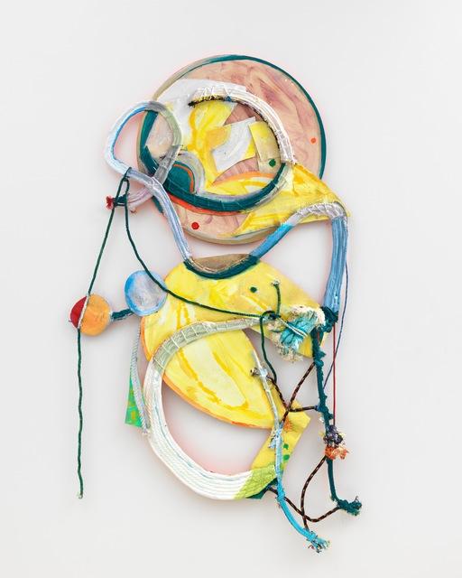 Rachel Eulena Williams, 'Hanging Shield', 2019, Loyal