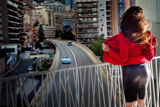 David Drebin, 'Flasher in Monte Carlo', 2019, Photography, C-Print, CAMERA WORK