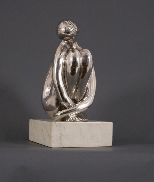 , 'Meditating Girl,' 1958, Forum Gallery