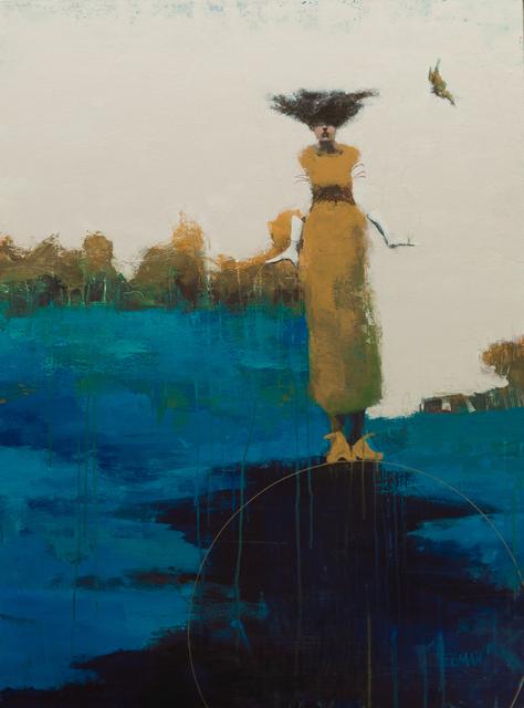 , 'Weight of Balance Butterfly Walk,' 2018, Sue Greenwood Fine Art