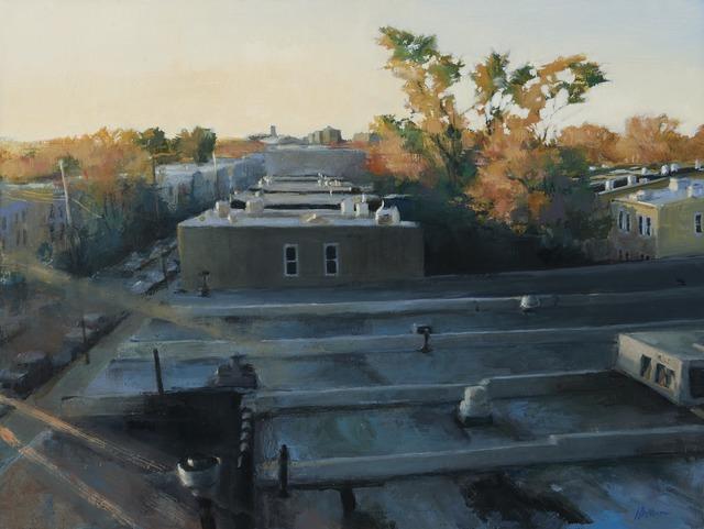 , 'November Light,' 2016, Paul Thiebaud Gallery