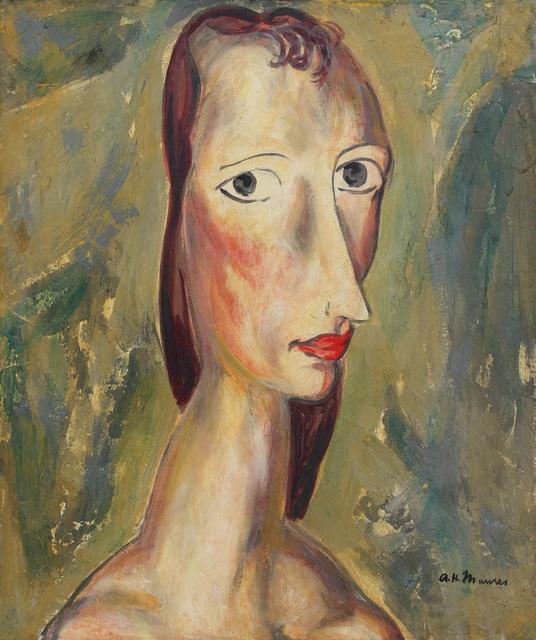 Alfred H. Maurer, 'Girl', 1926-1927, Alexandre Gallery