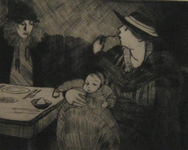 , 'Ice Cream,' 1918, Paramour Fine Arts