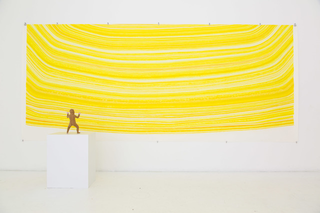 , 'Looking at The Sun,' 2013, Nina Johnson