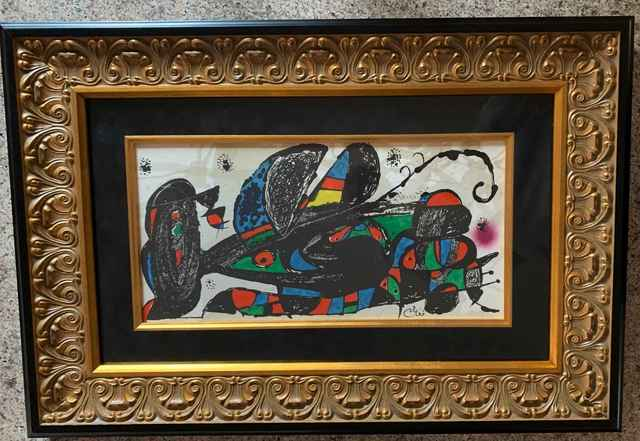 Joan Miró, 'Iran (From the Escultor Suite)', 1974, Leviton Fine Art