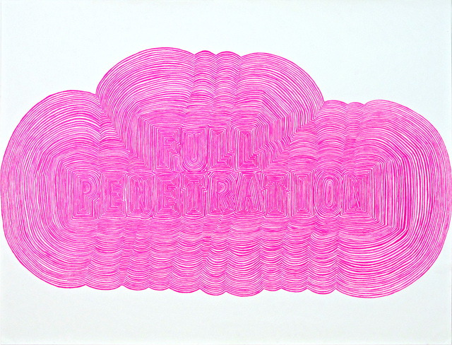 , 'Full Penetration,' 2009-2010, VICTORI+MO CONTEMPORARY