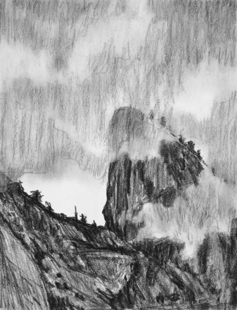 Glenn Carter, 'Mist on the Cathedrals', 2018, Dab Art