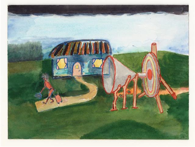 , 'Untitled,' 2018, Galerie Herold