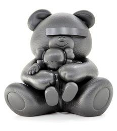 Undercover Bear (Black)