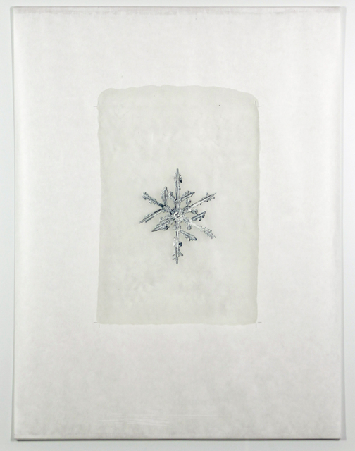 , 'Sno 8_250 (snow blanket),' 2006, HackelBury Fine Art