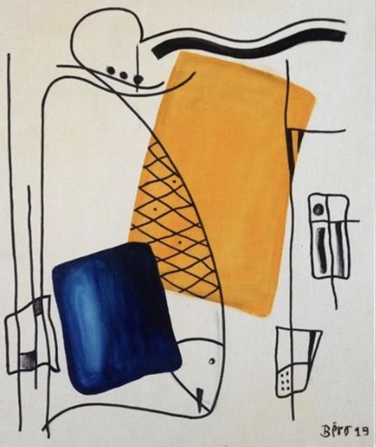 Alain Beraud, 'Minimalisme I', 2019, BOCCARA ART