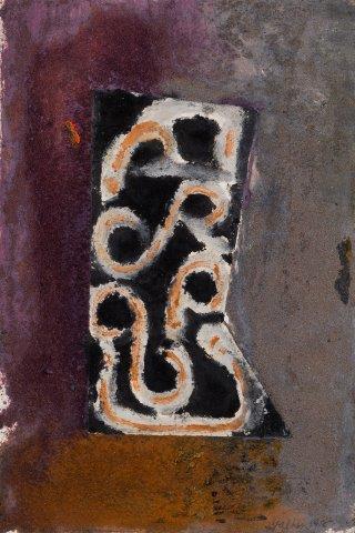 John Walker (b.1939), 'Untitled', 1987, Roseberys