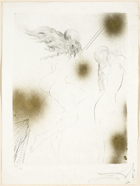 , 'Sorcière au Balai (Witches with Broom),' 1968, Galerie d'Orsay