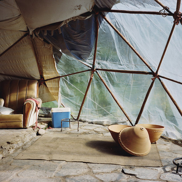 , 'Geodesic dome, Sierra del Hacho, Spain.,' 2013, Galerie Clémentine de la Féronnière