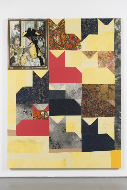, 'Mes Amis,' 2017, Galerie Antoine Ertaskiran