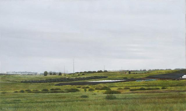 , 'Israeli Landscape,' 2013, Dan Gallery