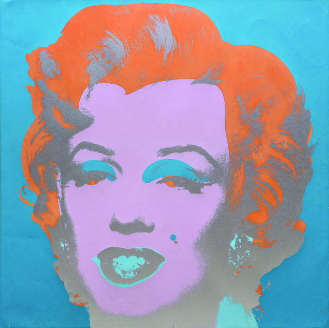 Andy Warhol, 'Marilyn Monroe', 1967, Print, Screenprint on heavy wove paper, Peter Harrington Gallery