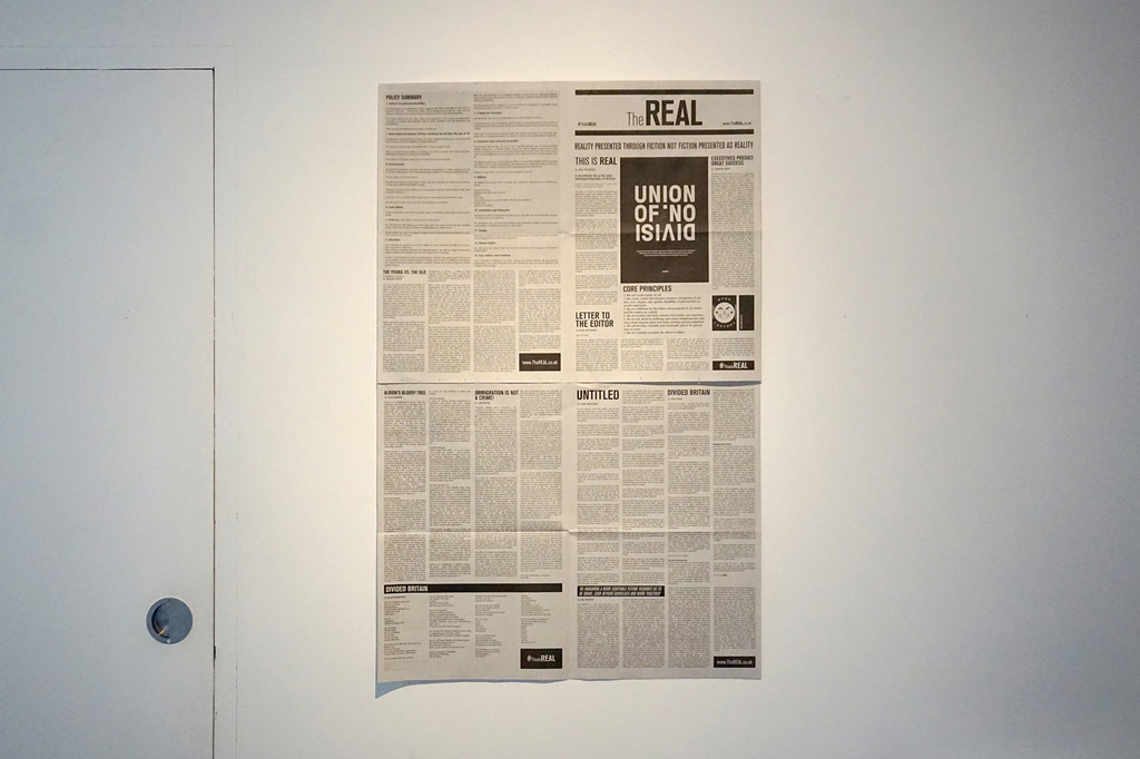 The Real newspaper