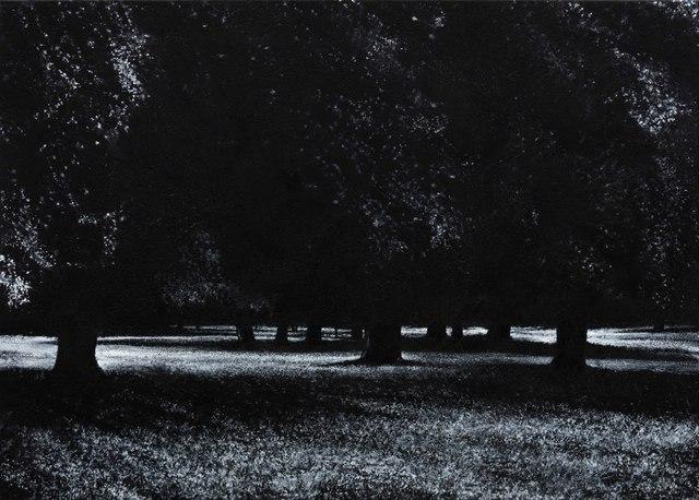, 'Park,' 2016, Galerie Thomas Fuchs