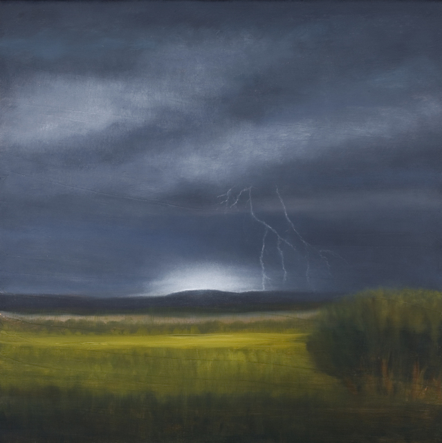 , 'Distant Lightning,' , Sue Greenwood Fine Art