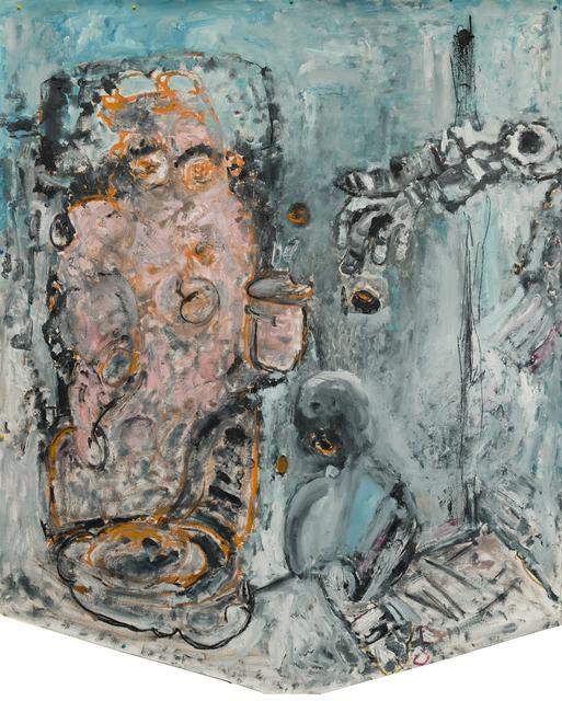 GASPAR MARTINEZ, 'Sin cambio (No change)', 2018, Cosmocosa