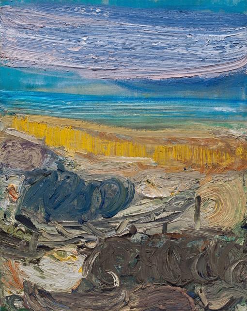 , 'Boardwalk,' 2016, Paul Thiebaud Gallery