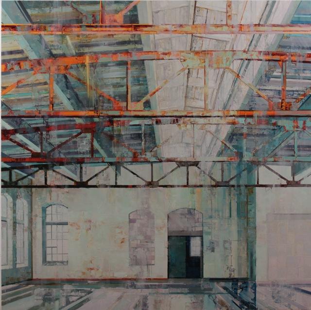 , 'The Room ,' 2017, Stanek Gallery