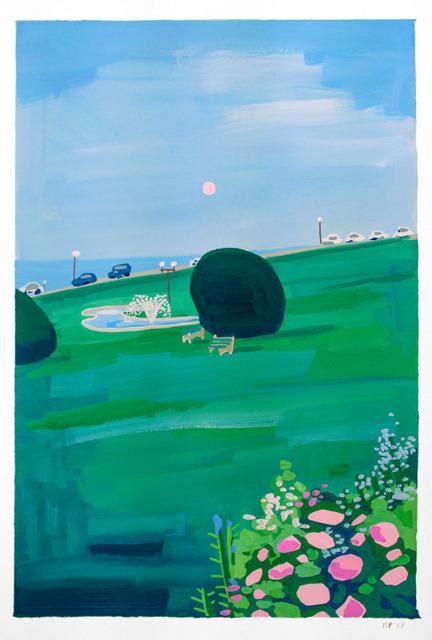 , 'Ocean Park I,' 2018, Wally Workman Gallery