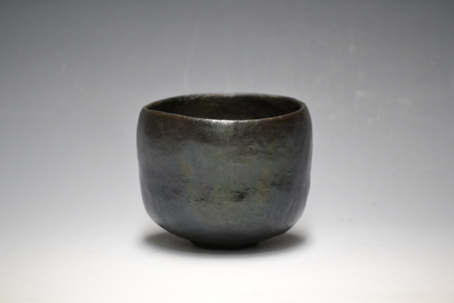 Morihiro Hosokawa, 'Tea Bowl, Black Raku Ware', 2012, Kami ya Co., Ltd.