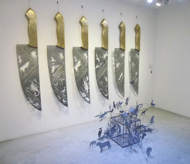 , 'You Reap What You Sow,' 2014, Contemporary by Angela Li