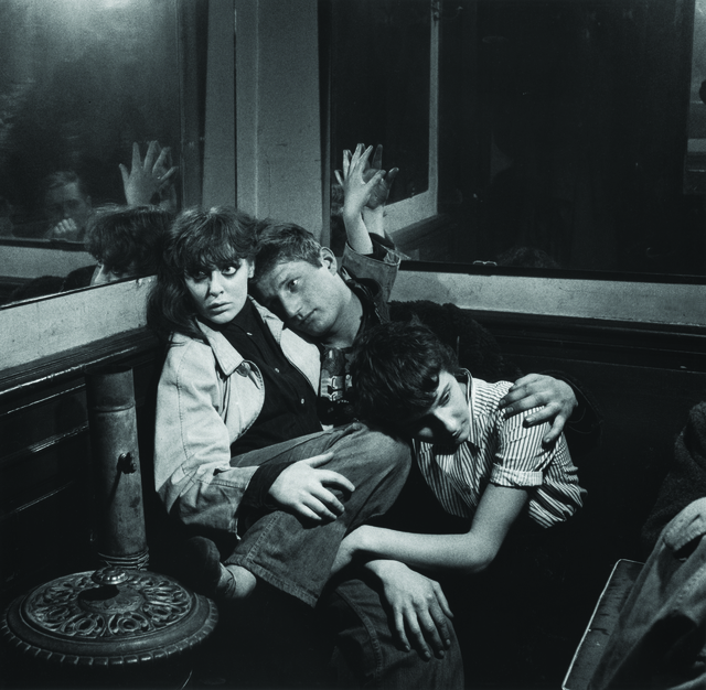 , 'Saint Germain de Pres, Paris, from the series Love on the Left Bank, 1952,' 1952, The Photographers' Gallery
