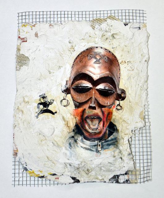 , 'Masquerade 3 - American Apart-tide,' 2014, Joseph Nease Gallery