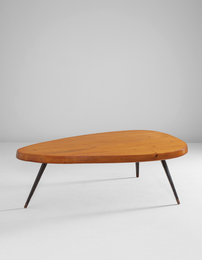 Charlotte Perriand, 'Low table,' ca. 1956, Phillips: Design