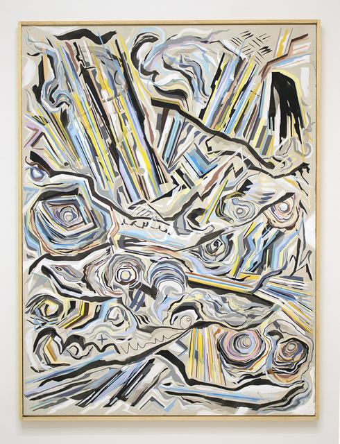 Matthew Kirk, 'Guy Lines', 2019, Halsey McKay Gallery