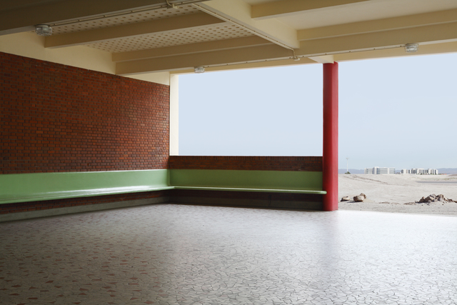 , 'View From Shelter,' 2011, Galerie Richard