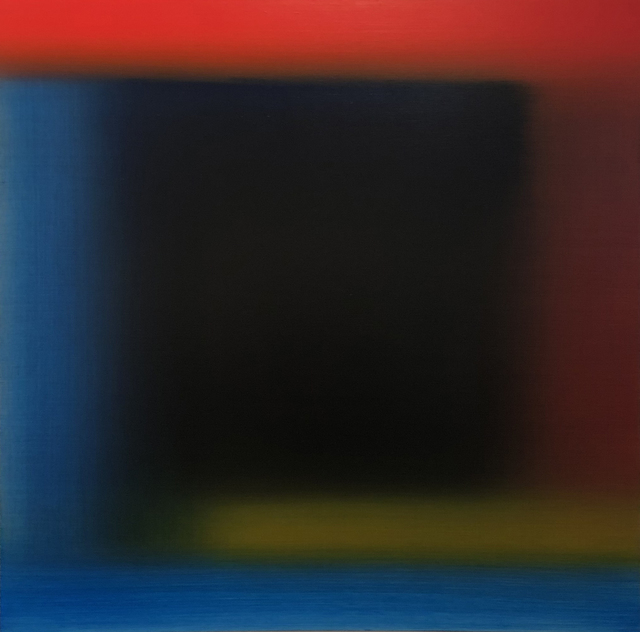 , 'Red, Blue, Yellow Puzzle,' 2018, Allouche Gallery