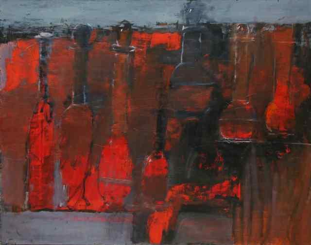 , 'Bottles,' 2017, Vanda Art Gallery