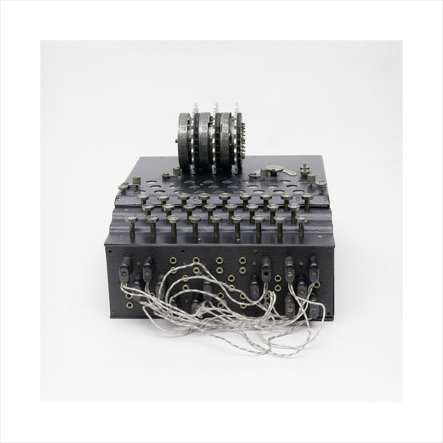 Robert Bean, 'Enigma 3, from the series Writing Machines Archive', 2006, Circuit Gallery