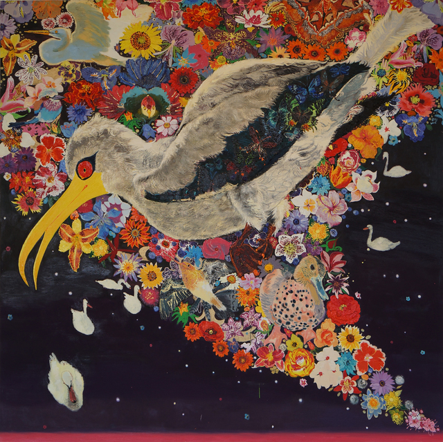 , 'Constellations of Southern Birds,' 2016, Mizuma Art Gallery