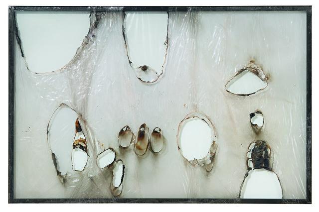 , 'Grande bianco plastica (Large White Plastic),' 1964, Guggenheim Museum