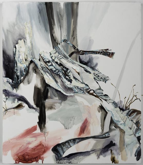, 'Burnt Pine,' 2015, Ochi Projects