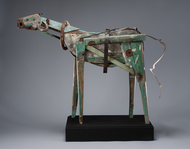 , 'Green Horse,' 2014, Seager Gray Gallery