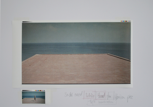 , 'Study Casa Malaparte - Version 4,' 2014, Galleria Fumagalli