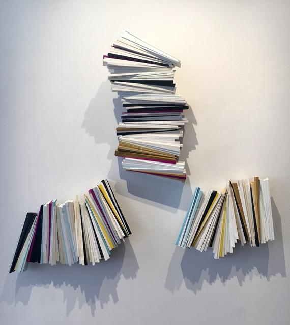 , 'Ecuación de Continuidad,' 2015, Pentimenti Gallery