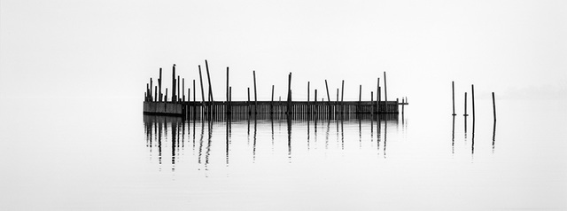 , 'Breakwater, Hudson River,' , Gallery 270