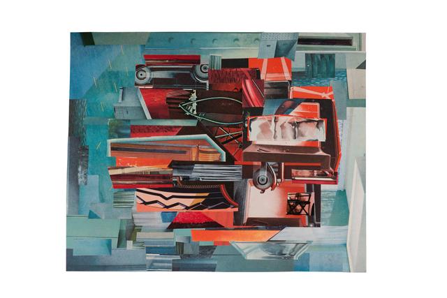 , 'Arctic Poppy,' 2018, ZINC contemporary