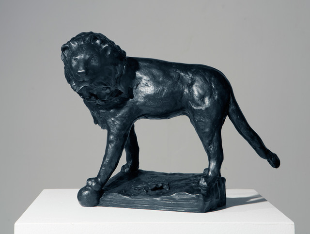 , 'Lion with acanthus leaf,' 2015, Roslyn Oxley9 Gallery