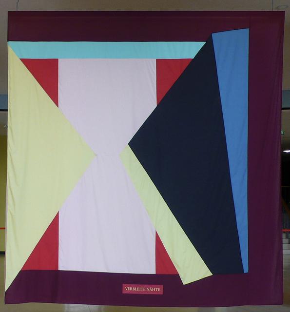 , 'Leaded seams (Verbleite Nähte),' 2010, Herlitzka + Faria